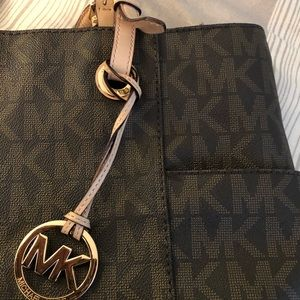 Michael Kors Jet Set North South Bag